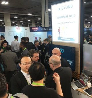 CES - ByondXR Immersive Experience
