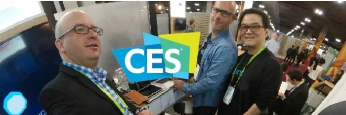 CES - VR Shopping Store