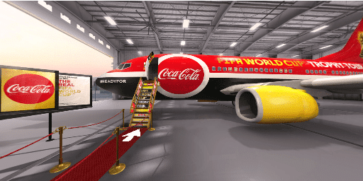 Coca-Cola & FIFA - A Dynamic Tour