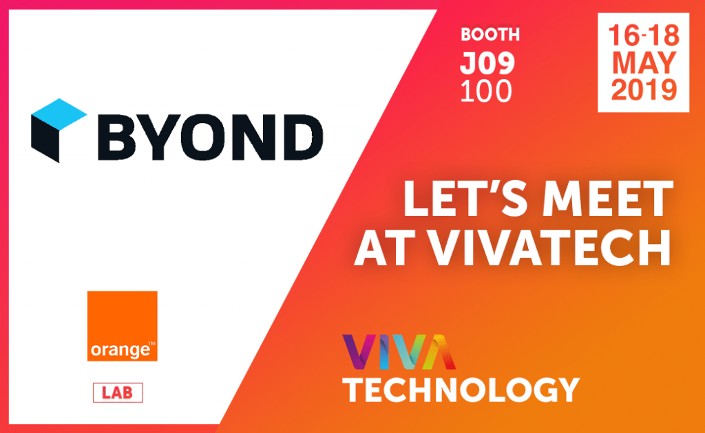 ByondXR at Viva Tech
