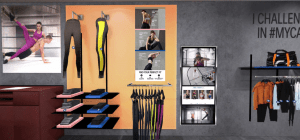Virtual Merchandising Solution