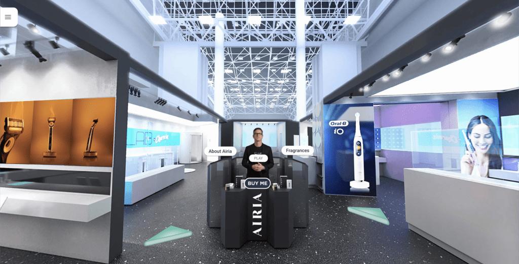 P&G Lifelab Virtual Tour by ByondXR