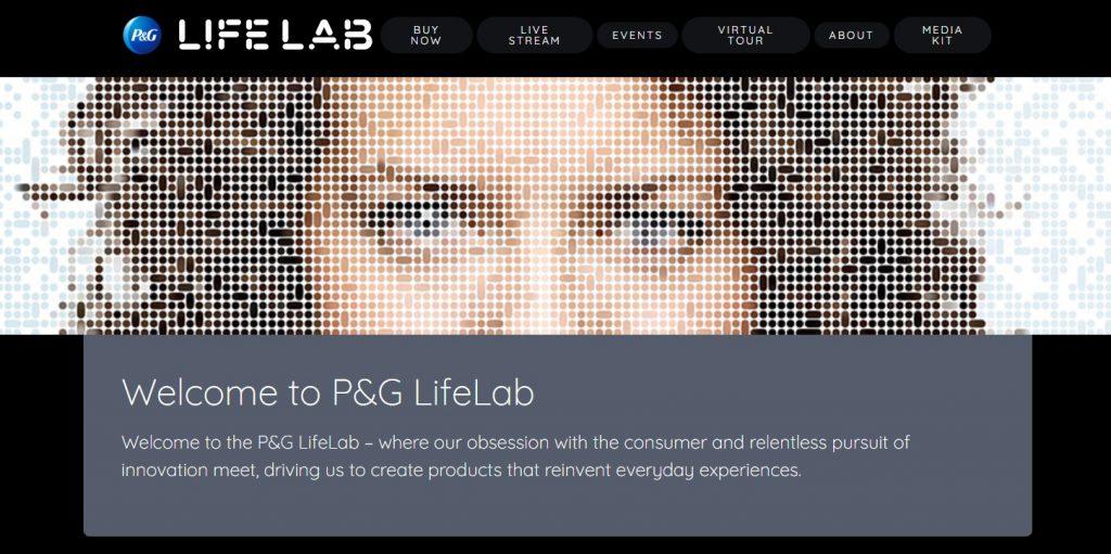 Lifelab website