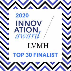 ByondXR ILVMH Innovation Award Badge 2020