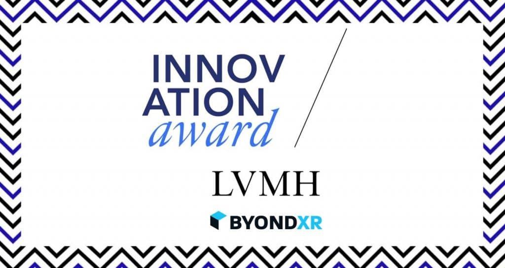 ByondXR Top Finalists at LVMH
