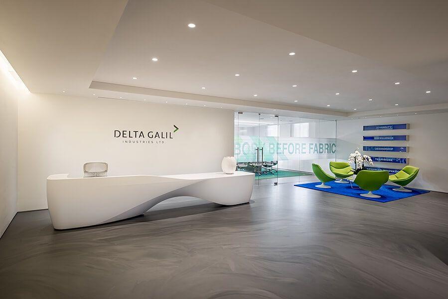Delta Galil's Tech Revolution
