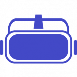 Virtual Reality Headset for ByondXR