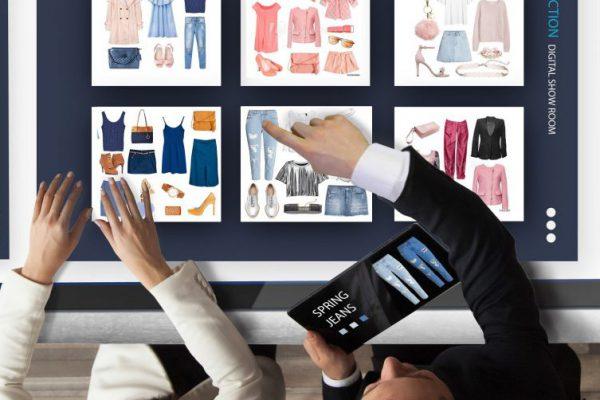 byondxr apparel virtual showroom